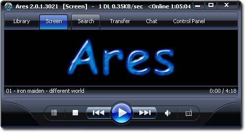 ares software music