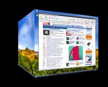 Yod'm 3D - virtual desktop manager