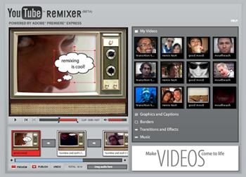 YouTube Remixer