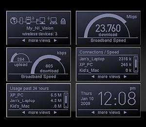 Belkin N1 Screen