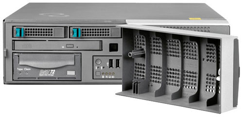 Fujitsus Tower Server Primergy TX120