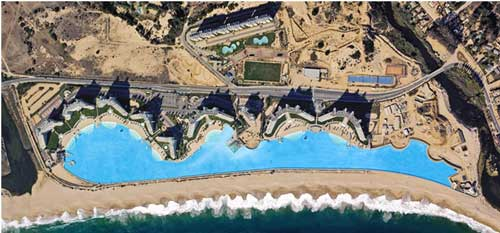 San Alfonso - Google Earth View