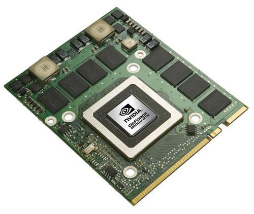 GeForce 8800M GTX