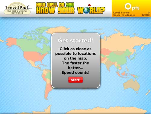 Traveller IQ Challenge