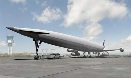 A2 - The hypersonic plane