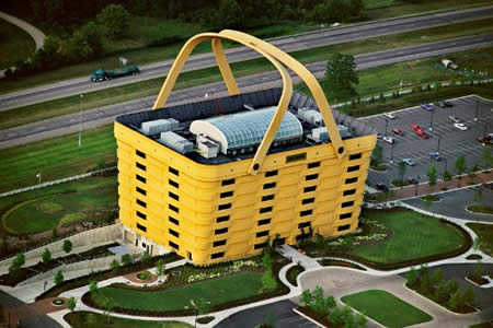 Basket house