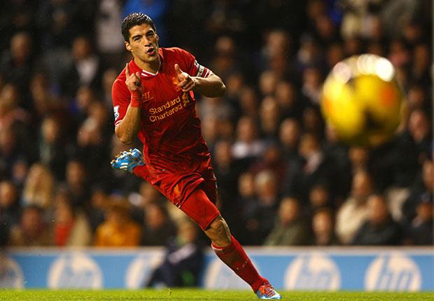 Luis Suarez & Liverpool